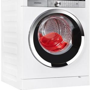 Waschmaschine GWN 4940 HC, weiß, rund, Energieeffizienzklasse: A+++, Grundig