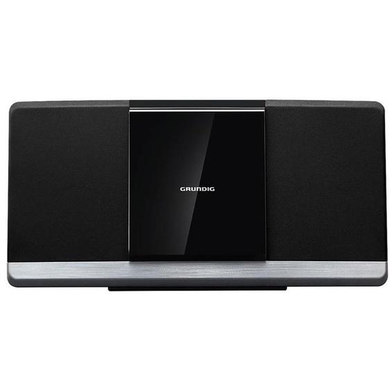 GRUNDIG WMS 3000 BT DAB+ Black HiFi-System