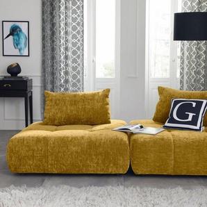 Guido Maria Kretschmer Home&Living Big-Sofa »Eidum«, variabel, inklusive Kissen