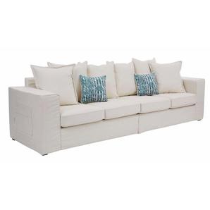 Guido Maria Kretschmer Home&Living Big-Sofa »Maarja«, mit Taschen an der Außenseite