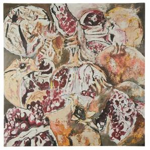 Guido Maria Kretschmer Home&Living Bild Granatäpfel, von Frank Mutters B/H/T: 120 cm x 3 bunt Kunstdrucke Bilder Bilderrahmen Wohnaccessoires