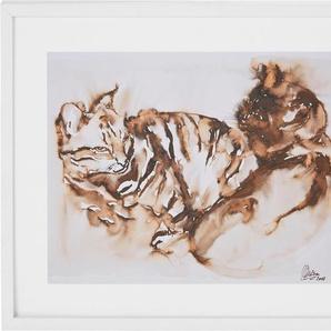 Guido Maria Kretschmer Home&Living Bild »Katzen«, von Frank Mutters