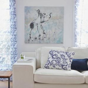 Guido Maria Kretschmer Home&Living Bild »Kraniche«, Tiermotiv, von Frank Mutters