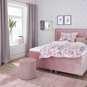 Guido Maria Kretschmer Home&living Boxspringbett, rosa