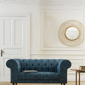 GMK Home & Living Chesterfield 2-Sitzer »Tinnum«