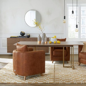 Guido Maria Kretschmer Home&Living Esstisch »Culemeyer«, in 3 verschiedenen Größen, im trendigen Design