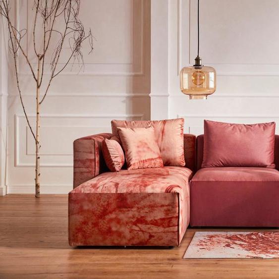 Guido Maria Kretschmer Home&Living mane »Marble«, Modul-mane zur indiviuellen Zusammenstellung eines perfekten Sofas, in 3 Bezugsvarianten und vielen Farben