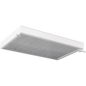 Gutta Vordach »TYP NM«, 150x90x14 cm, weiß