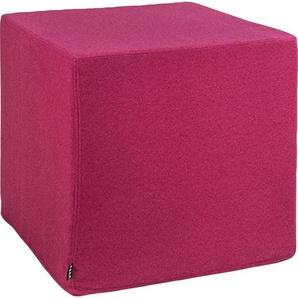 H.O.C.K. Hocker »Livigno Cube« (1 St), 45/45/45 cm