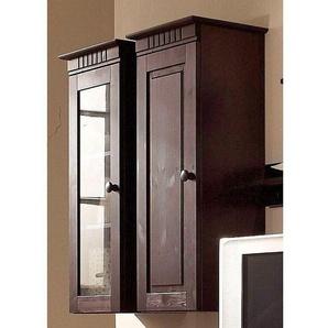 Home affaire Hängeschrank, FSC®-zertifiziert, braun, Material Kiefernholz »Cubrix«