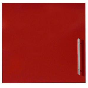 Hängeschrank , rot, Rot Glanz, »Aachen«, wiho Küchen