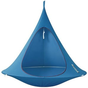 Hängezelt Cacoon Double Hang-in-out blau, Designer Nick McDonald, 150 cm
