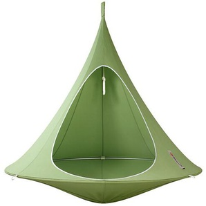 Hängezelt Cacoon Double Hang-in-out grün, Designer Nick McDonald, 150 cm