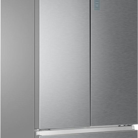 Haier French Door HB20FPAAA E (A bis G) Einheitsgröße silberfarben Kühlschränke SOFORT LIEFERBARE Haushaltsgeräte
