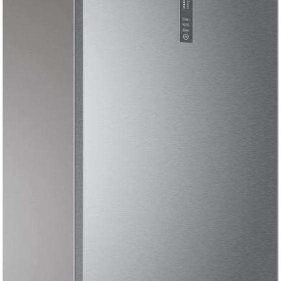 Haier Kühl-/Gefrierkombination A3FE737CGJ E (A bis G) Einheitsgröße silberfarben Kühlschränke SOFORT LIEFERBARE Haushaltsgeräte