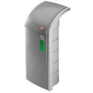 Hailo ProfiLine WSB-K Mülleimer 120,0 l grau
