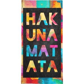Hakuna Matata 1 - Strandtuch