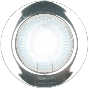 Halogen-Einbauleuchten 12V 3er-Set Innen Chrom EEK: B