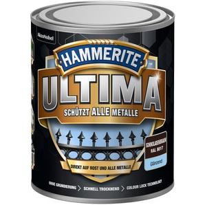 Hammerite Ultima Premium Metall-Schutzlack glänzend Schokoladenbraun 750 ml