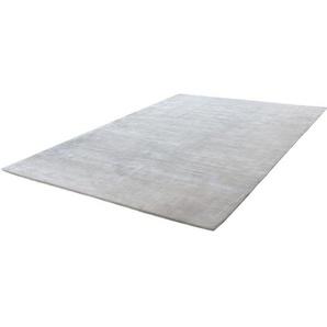 Handgefertigter Teppich Bromsgrove in Weiß