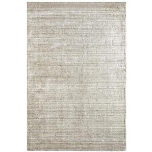 Handgefertigter Teppich Mcfarland in Beige