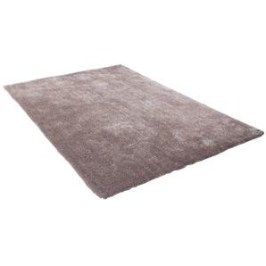 Handgefertigter Teppich Soft in Braun