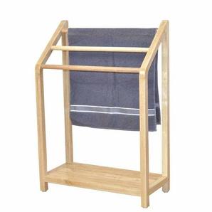 Handtuchhalter aus Holz massiv kaufen