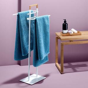 Handtuchhalter - naturfarben -