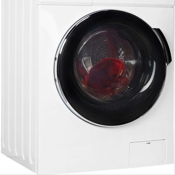 Hanseatic Waschmaschine HWMB814B, 8 kg, 1400 U/min B (A bis G) Einheitsgröße weiß Waschmaschinen Haushaltsgeräte