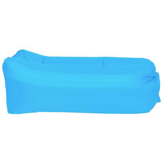 Happy People Luftsofa Lounger To Go 2.0 Blau 100 kg