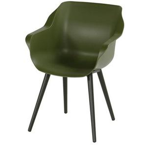 Hartman Sophie Studio Gartensessel Aluminium/Kunststoff Moss Green
