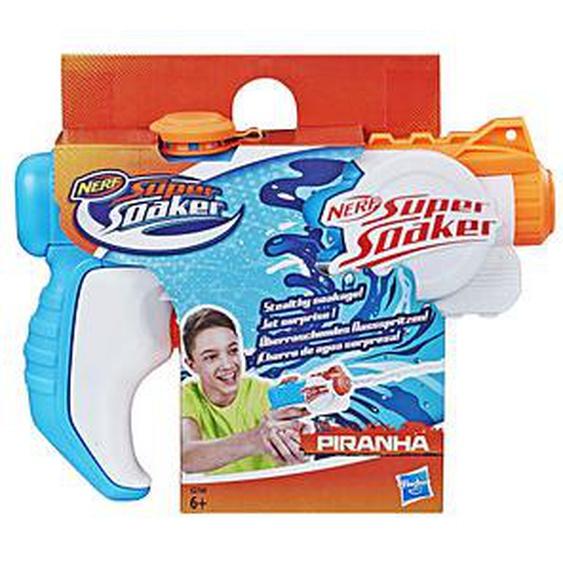 Hasbro Wasserpistole Super Soaker Piranha blau