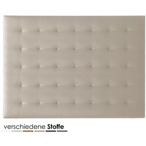 Hasena Dream-Line Wandpaneele Sogno XL 181 cm / PK2 Kunstleder 321 pepper