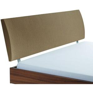 Hasena Top-Line Kopfteil Lecco 90/100 cm / PK2 Kunstleder 303 beige