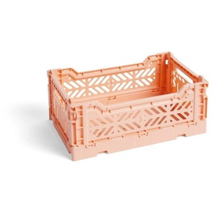 HAY - Colour Crate S Korb - salmon
