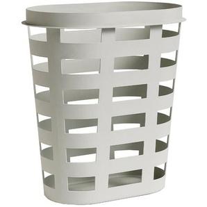 HAY - Laundry Basket Wäschekorb - hellgrau - L - indoor