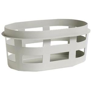 HAY - Laundry Basket Wäschekorb - hellgrau - S - indoor