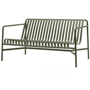 HAY - Palissade Lounge Sofa - olive - outdoor