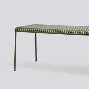 HAY - Palissade Tisch - olive - 160 x 80 cm - outdoor