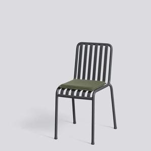 HAY - Sitzkissen für Palissade Chair und Arm Chair - olive textile - outdoor