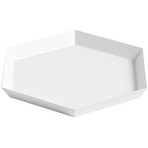 HAY - Tablett Kaleido S - white