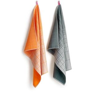 HAY - Trockentücher S&B Tea Towels - 52 x 75 cm - Cold Forest - indoor