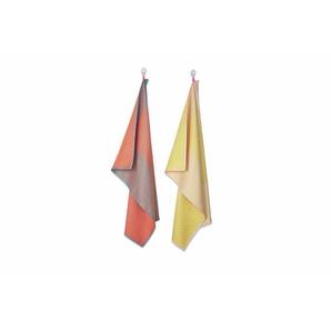 HAY - Trockentücher S&B Tea Towels Dot - 52 x 75 cm - Layer Dots - indoor