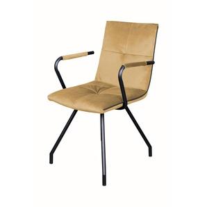 Hearthome & Living   Set mit 2 Esszimmerstühlen Jules Armlehne