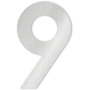 Heibi Midi Hausnummer zum Kleben