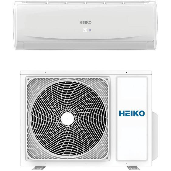 HEIKO Wandgerät 3,5 kW Set EEK: A++ / A+