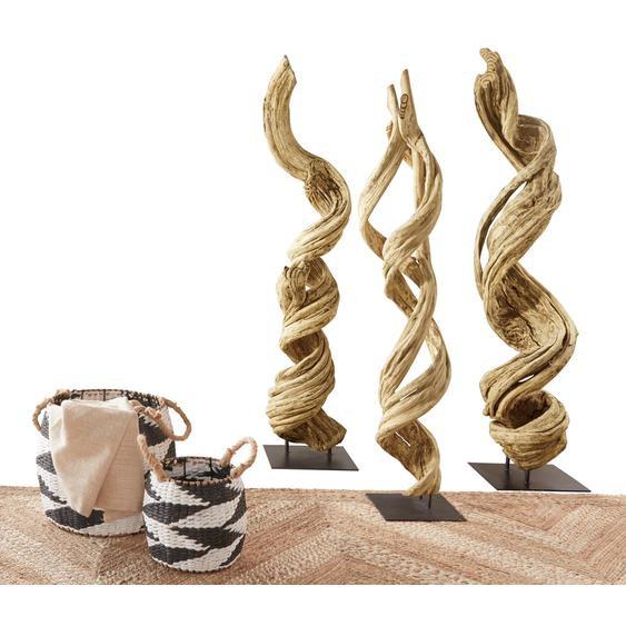 heine home Dekoobjekt Einheitsgröße beige Deko-Objekte Figuren Skulpturen Wohnaccessoires