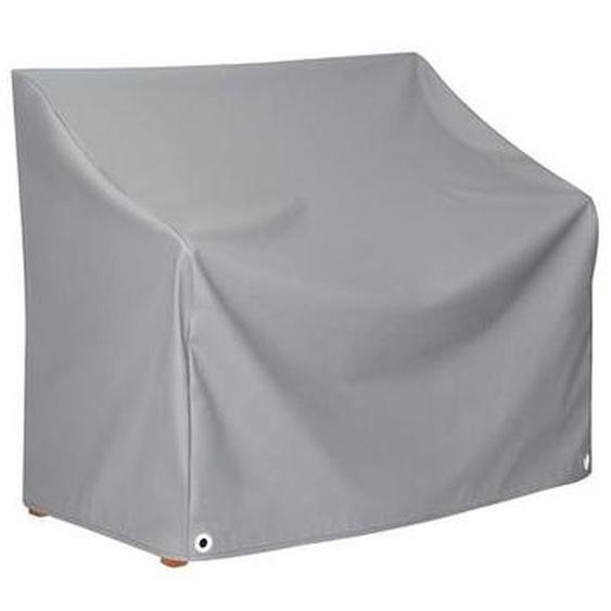 Heinemeyer Schutzhülle 130x60x60/80cm für 2-sitzer Bank PROsista grau Dunkelgrau