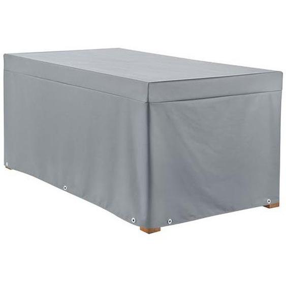 Heinemeyer Schutzhülle 140x95cm für Tische Teak-Safe Dunkelgrau