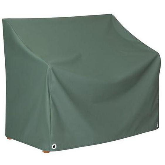 Heinemeyer Schutzhülle 173x63x65/83cm für 3er-Bank, Teak-Safe grün Grün